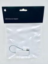 Genuine Apple USB Ethernet Gigabit Adapter for MacBook Laptops MacBook A... - $19.99
