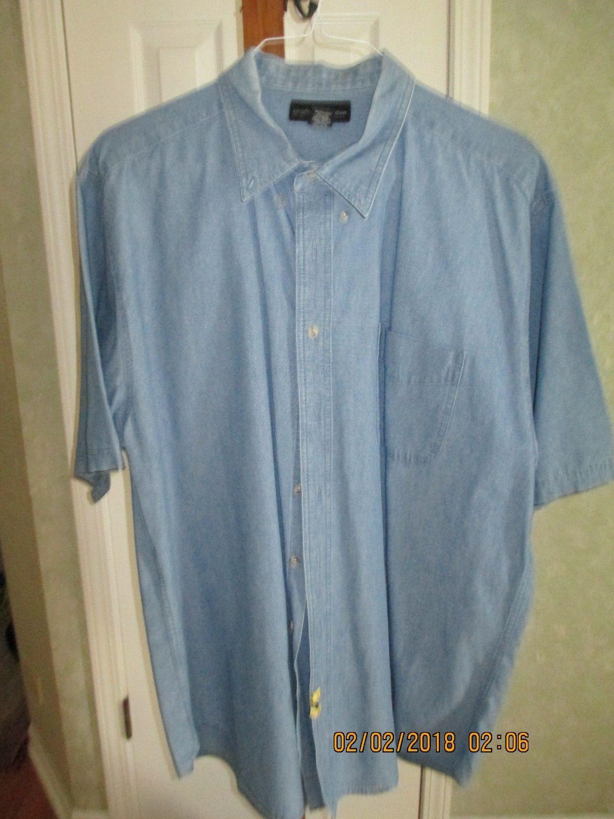 52f37798ece Croft and Barrow Denim Shirt Men shirt - XLT and 50 similar items. S l1600