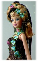 NEW ooak Barbie as Earth Day Goddess by dollocity - $165.00