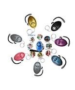 Nuu You Personal Alarm for Woman Siren 140 DB with LED Light Small Safet... - $22.96