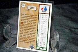 1989 Upper Deck Rookie Randy Johnson Pitcher  AA20-BTC3031 Baseball Trading Card image 2
