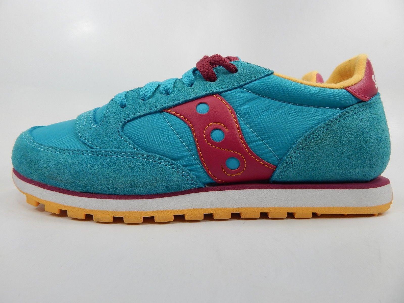 Saucony Original Jazz Low Pro Women's Shoes Size 7 M (B) EU 38 Blue S1866-196