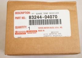 """NEW Toyota 1995-97 Tacoma (83244-04070) Gauge Temperature Receiver """"P"""" - $57.90"""