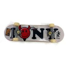 """World Industries Tech Deck """"I Heart NY"""" Skateboard Finger Board Devil - $17.53"""