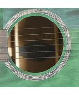 Keith Urban Perfect Forest Green Acoustic Electric Guitar With Gig Trave... - $167.39+