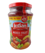 Kissan 500grams Mixed Fruit Jam Imported From India USA SELLER FAST SHIP... - $10.00
