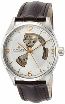 Hamilton Men's H32705551 Jazzmaster Open Heart Automatic 42mm Watch - $625.24