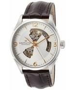 Hamilton Men's H32705551 Jazzmaster Open Heart Automatic 42mm Watch - $625.24