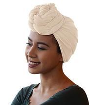 30 Colors| Novarena 1-4 Pc Solid Color Head Wrap Stretch Long Hair Scarf Turban  image 6