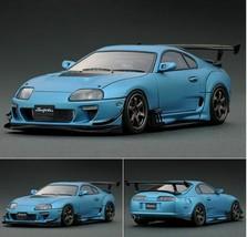 Ignition Model 1:43 Toyota Supra JZA80 RZ Matte Blue IG1975 - $223.36