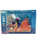 FINDING DORY Nemo 19x14 100 PIECE PUZZLE Kids 6+ XXL Disney PIXAR RAVENS... - $24.74