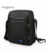 Kingsons® Messenger Bag Big Capacity Ipad Tablet Comfortable Soft High Q... - $26.68