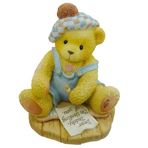Primary image for Cherished Teddies Kyle Resin Teddy Bear Love Valentines 476390