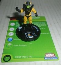 Yellow Jacket 006a Human Marvel Heroclix Secret Invasion - $0.99