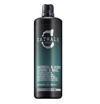 TIGI Catwalk Oatmeal and Honey Nourishing Shampoo for Unisex, 25.36 Ounce - $22.24