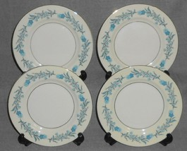 Set (4) Theodore Haviland CLINTON PATTERN Dessert/B&B Plates NEW YORK - $19.79
