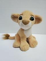 SIMBA- Authentic Disney- The Lion King --1993 Vintage Plush--Mattel - $12.86