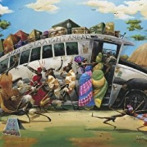 Africa Straight Ahead Cd