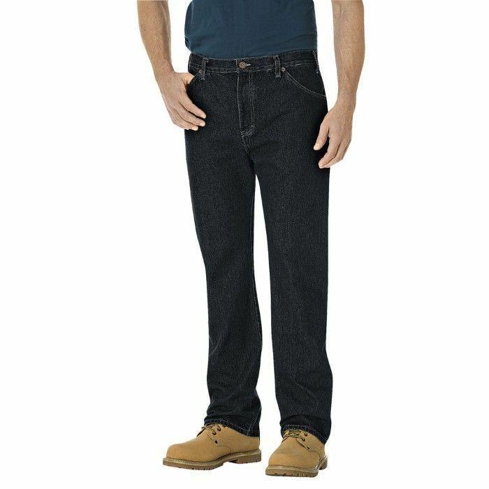 NWT! Dickies Regular Straight Fit 6-Pocket Jean 30x30 Lot JJ - $14.20