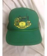 trucker hat baseball cap John Deere 150 Years retro rare rave quality vi... - $39.99