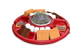 Sterno 70228 Family Fun S'mores Maker, Red - $20.68