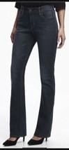 Old Navy Women's Jeans The Flirt Dark Blue Boot Cut Stretch Size 16 X 32... - $27.72