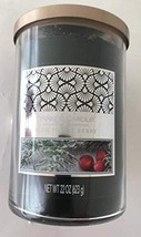 Yankee Candle Holiday ICED Pine & Berry 2-Wick Tumbler Candle 22 oz - $30.00