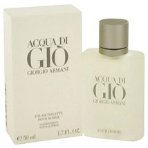 Acqua Di Gio By Giorgio Armani Eau De Toilette Spray 1.7 Oz 416537 - $64.62