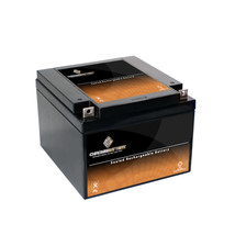 12V 28AH Sealed Lead Acid (SLA) Battery for POWER-SONIC PS-12260 PS-12260NB - $72.90