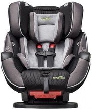 Baby Convertible Car Seat Infant Child Safety Evenflo Symphony Elite All... - $205.79