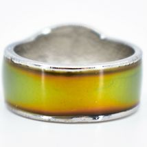 Baby Elephant Shape Children's Color Changing Fashion Mood Ring image 3