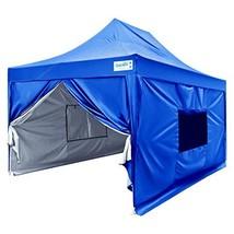 Quictent Privacy 10x15 EZ Pop Up Canopy Tent Instant Outdoor Folding Par... - $187.76