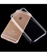 "iPhone 7 PLUS Case 5.5"" Crystal Clear Gel Ultra Thin Soft TPU Transparen... - $5.00"