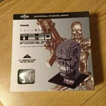 Terminator T2-3D USJ × Nano Block Limited Universal Studios Japan - $123.46