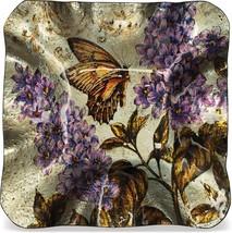"Angelstar 19182 Majestic Monarch Square Plate, 10-1/2"" - $27.61"