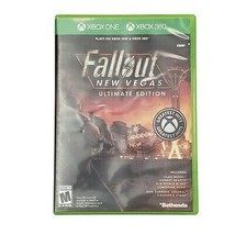Microsoft Xbox One Xbox 360 Fallout New Vegas Ultimate Edition Video Game 2-disc - $27.08