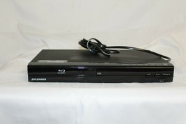 Sylvania NB620SL1 Wireless Enabled Blu-Ray Disc Player, Black No Remote - $60.78