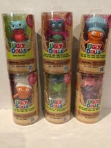 Ugly Dolls Lucky Bat, Cool Dude Ox, Savy Wage Chef, Etc, Set of 6 - $40.14