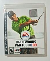 PlayStation 3 Tiger Woods PGA Tour 09 PS3 - $9.57