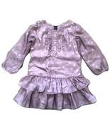 GAP Baby Girl's Ruffled  Dress Size 3 years - $18.80