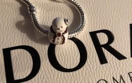 Pandora Happy Snowman Charm,791406ENMX - $37.36