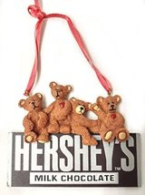 Hershey's Milk Chocolate Candy Bar Ornament - $15.00