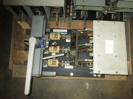 BLO34120 Black Back Plate Square D Switch  Used E-OK - $2,750.00
