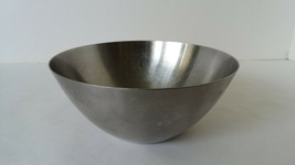 4 Cup 32ozs Stainless Steel Mixing Bowl Made In England  - £8.71 GBP