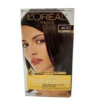 L'Oreal Superior Preference 4A Dark Ash Brown Cooler 071249253045 Single Box - $17.81