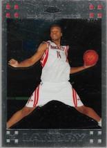 Carl Landry Topps Chrome 07-08 #150 Rookie Card Houston Rockets Philadel... - $0.75