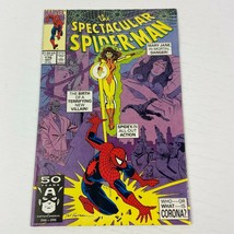 Spectacular Spider-Man Marvel #176 May 1991 Copper Comic Book - $29.69