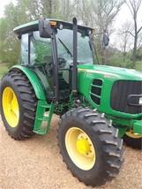 2010 John Deere 6140D For Sale in Coldwater, Mississippi 38618 - $53,000.00