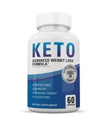 Ultimate Keto Diet Pills - Keto BHB Supplement to Burn Fat Fast - Keto Slim A...