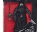 "STAR WARS THE BLACK SERIES THE FORCE AWAKENS KYLO REN 6"" INCH ACTION FIGURE"